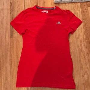 Adidas tops - 2 of them